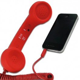 Auricular movil retro