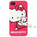 Carcasa iphone 4 Hello Kitty